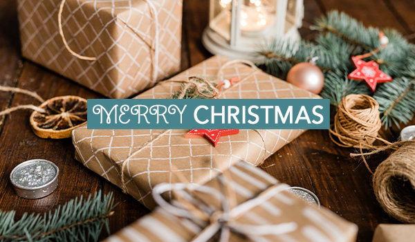 Merry Christmas – Delivery Information 2019
