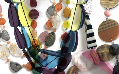 Top 8 Big, Bold and Bright Beads from our SS20 Collections
