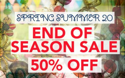 END OF SEASON SALE SS20
