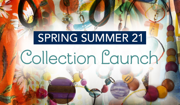 Spring Summer 2021 –  COLLECTION LAUNCH